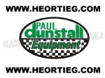Paul Dunstall Equipment Transfer Decal D20082A-4